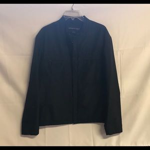 Kenneth Cole New York Full Zip Up Jacket * Sz L